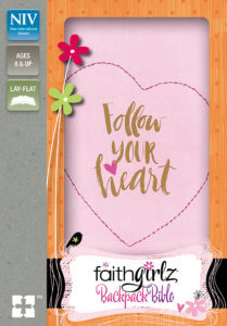 Faithgirlz Backpack Bible